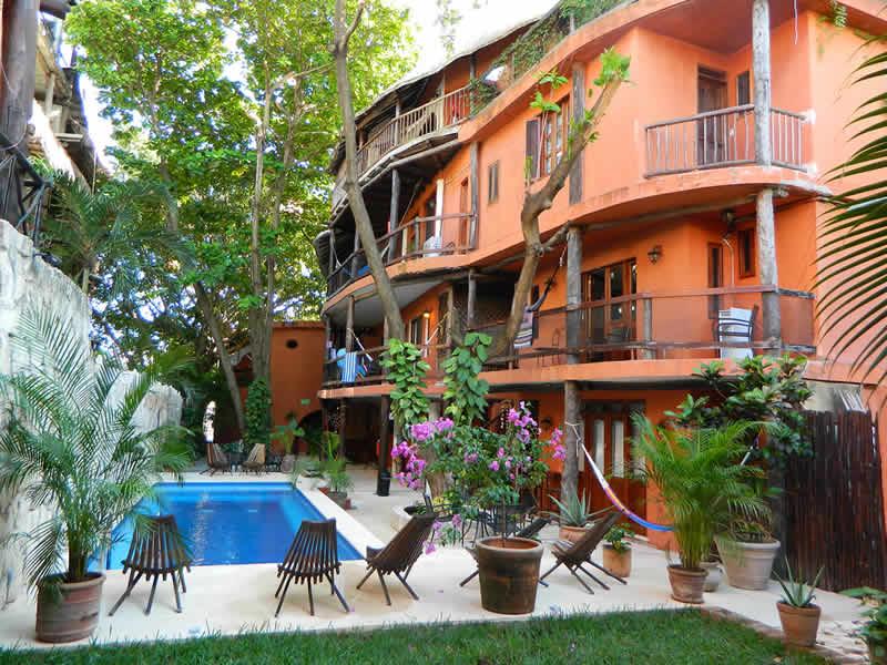 suites apartamentos renta playa del carmen